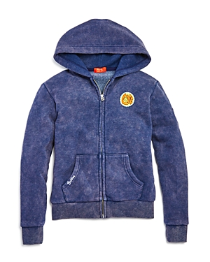 Butter Girls Americana Patches Hoodie  Big Kid