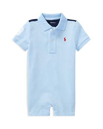 Ralph Lauren - Boys' Contrast Polo Shortall - Baby