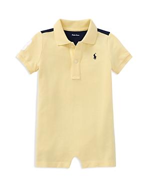 Ralph Lauren Boys Contrast Polo Shortall  Baby