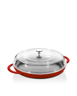 "Staub - 12"" Round Steam Griddle"