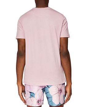 Ted Baker - Meno Placement Print Tee