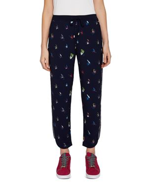 COLOUR BY NUMBERS TANYAA FLY FISH JOGGER PANTS