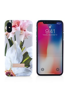 Ted Baker - Chatsworth Bloom iPhone X Case