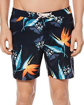 Original Penguin - Tropical Floral Swim Trunks