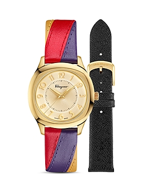 Salvatore Ferragamo Time Watch, 36mm