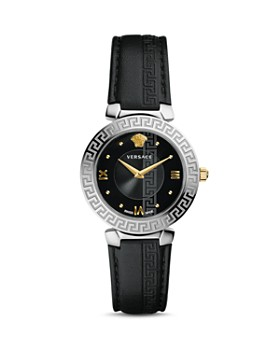 f06667b3e45 Versace - Daphnis Greca Engraved Watch