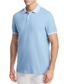 Michael Kors Tipped Pique Polo Shirt - 100% Exclusive - Bloomingdale's_0