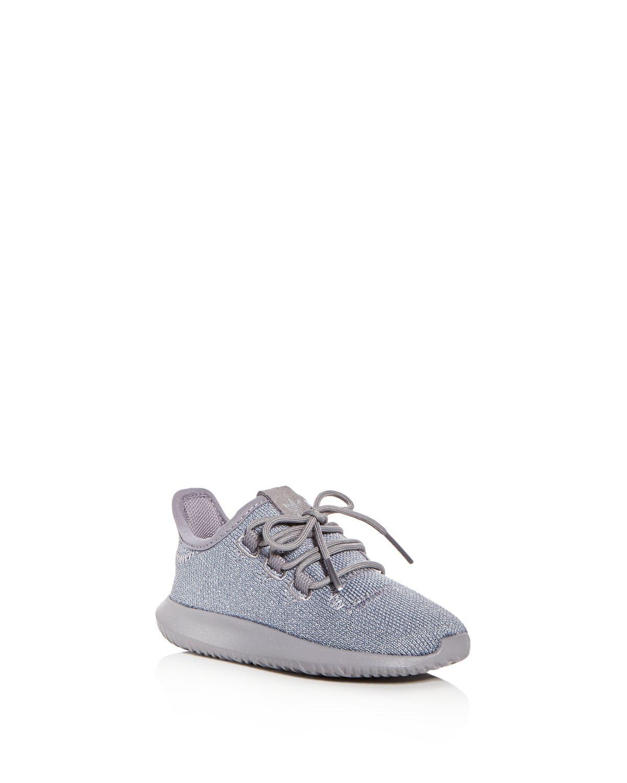 Adidas unisex tejido tubular de sombra Glitter lace up zapatilla Walker