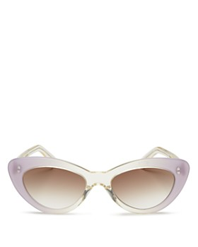 Illesteva - Women's Pamela Cat Eye Sunglasses, 52mm