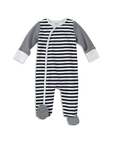 Absorba Boys' Contrast Striped Footie - Baby - Bloomingdale's_0