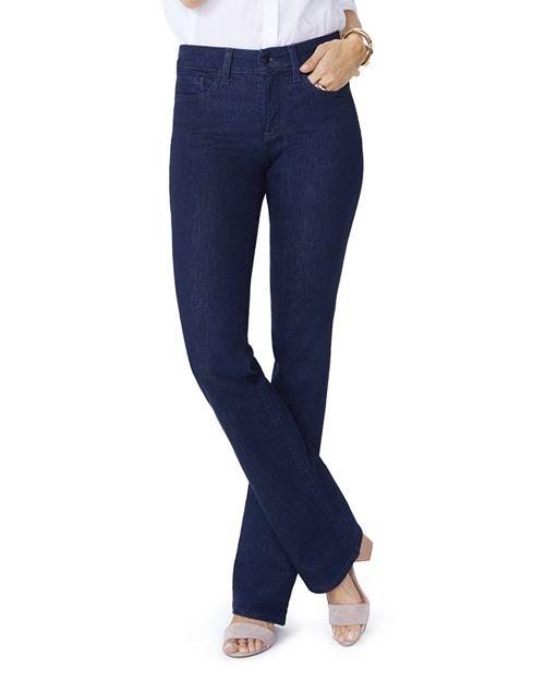 NYDJ - Barbara Bootcut Jeans in Rinse
