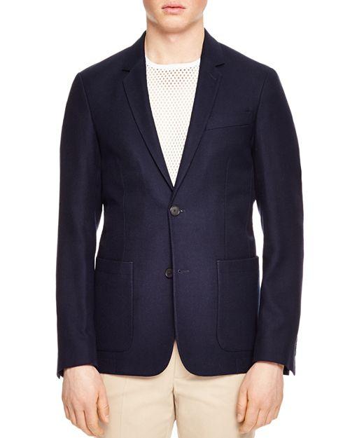Sandro - Blazer Slim Fit Sport Coat