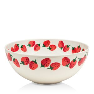kate spade new york Strawberries Serving Bowl