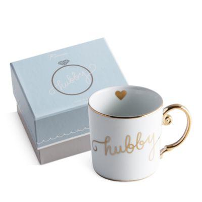 Hubby Mug by Rosanna