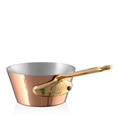 "Mauviel - M'Heritage 3.5"" Mini Splayed Saute Pan"