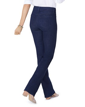 NYDJ - Barbara Bootcut Jeans in Rinse