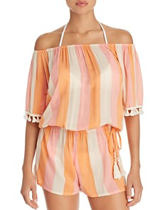 Coolchange - Kayla Romper Swim Cover-Up