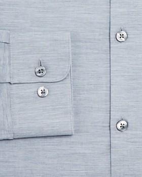 John Varvatos Star USA - Solid Jersey Slim Fit Dress Shirt