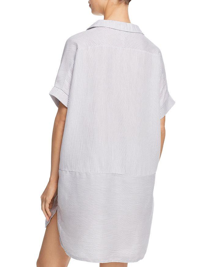 Calvin Klein - Striped Sleep Tunic   Shorts e445028c5