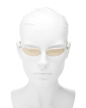 Kendall + Kylie - Women's Vivian Extreme Cat Eye Sunglasses, 50mm