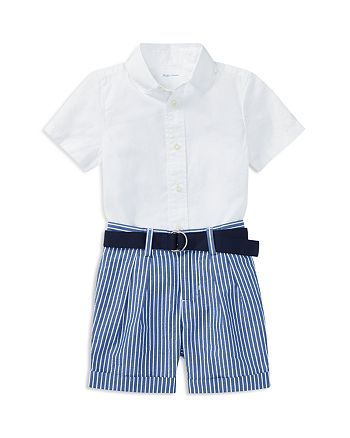 cd985b2113802 Ralph Lauren - Boys  Poplin Shirt