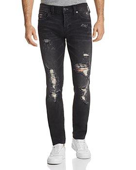 True Religion - Rocco Skinny Fit Jeans in Dark Streets