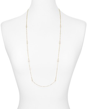 Nadri - Dappled Necklace, 36""