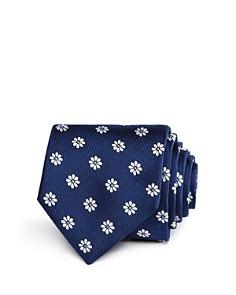 HUGO Daisy Neat Skinny Tie - Bloomingdale's_0