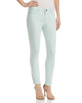 PAIGE - Verdugo Crop Straight Jeans in Vintage Sea Breeze - 100% Exclusive