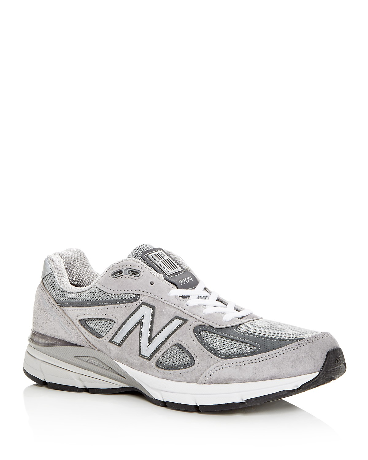 New Balance Men's 990v4 Lace Up Sneakers L7xUaWD