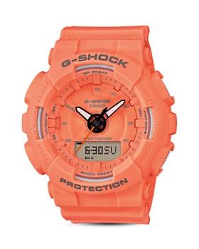 Casio - G-Shock Step Tracker Analog/Digital Watch, 45.9mm
