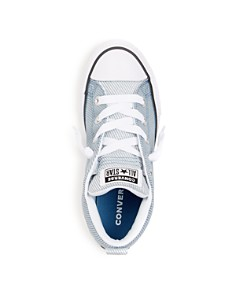 Converse - Unisex Chuck Taylor All Star Street Mid Top Sneakers - Toddler, Little Kid, Big Kid