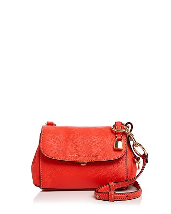 252e133199dcf MARC JACOBS - Mini Boho Grind Leather Crossbody