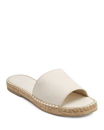 Dolce Vita - Women's Bobbi Espadrille Slide Sandals