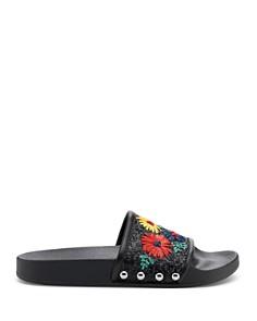Botkier - Women's Daisy Pool Slide Sandals
