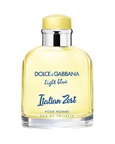 Dolce&Gabbana Light Blue Italian Zest Pour Homme Eau de Toilette - Bloomingdale's_0