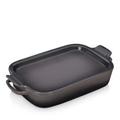 Le Creuset - Rectangular Dish with Platter Lid