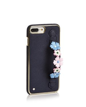 kate spade new york Floral iPhone 7/8 Plus Case with Hand Strap 2955777