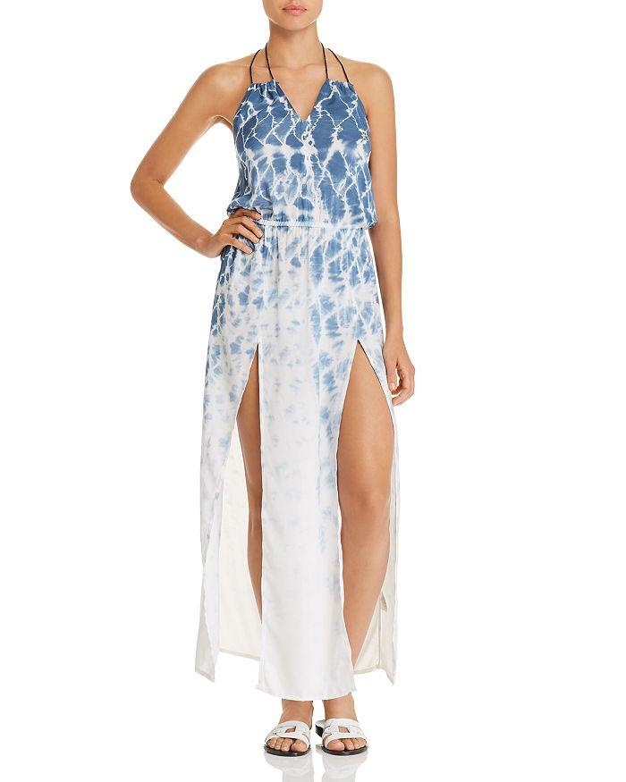 7782b4601f Surf Gypsy Tie-Dye Maxi Dress Swim Cover-Up | Bloomingdale's