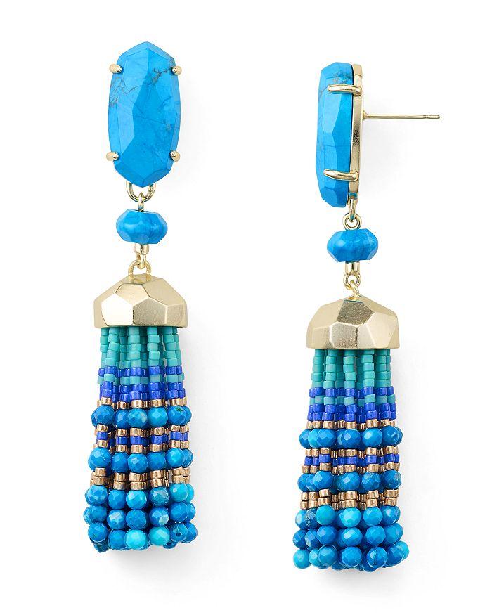 Kendra Scott - Dove Tassel Drop Earrings
