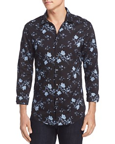 John Varvatos Star USA Floral Button-Down Shirt - 100% Exclusive - Bloomingdale's_0
