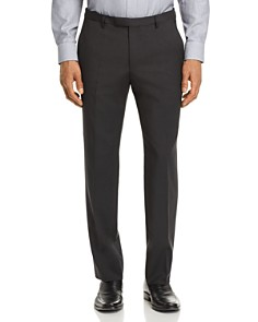 BOSS - Leenon Regular Fit Basic Dress Pants