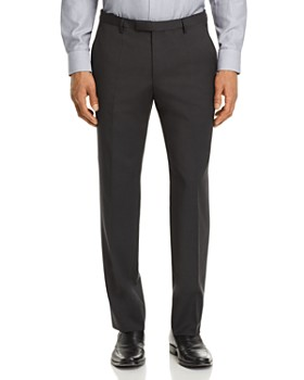 3e98e7c6 BOSS - Leenon Regular Fit Basic Dress Pants ...