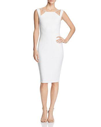 Bailey 44 - Lal Mirch Cutout Dress