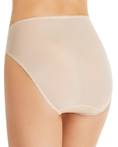Wacoal - Bodysuede Lace Leg High-Cut Briefs