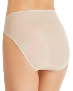 Wacoal - Bodysuede Lace Leg High-Cut Briefs