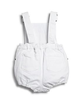 Bardot Junior - Girls' Heart Denim Overalls - Baby