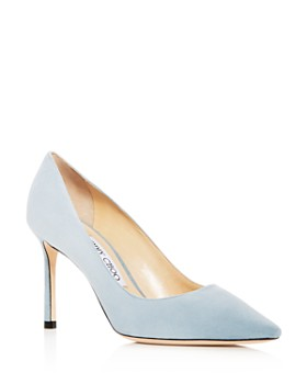 Jimmy Choo - Women's Romy 85 High-Heel Pointed Toe Pumps