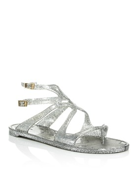 b1d645ad789f Jimmy Choo - Women s Lance Strappy Jelly Sandals ...