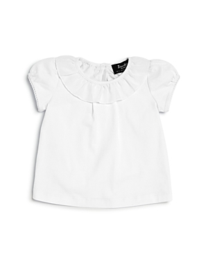 Bardot Junior Girls Ruffled Tee  Baby